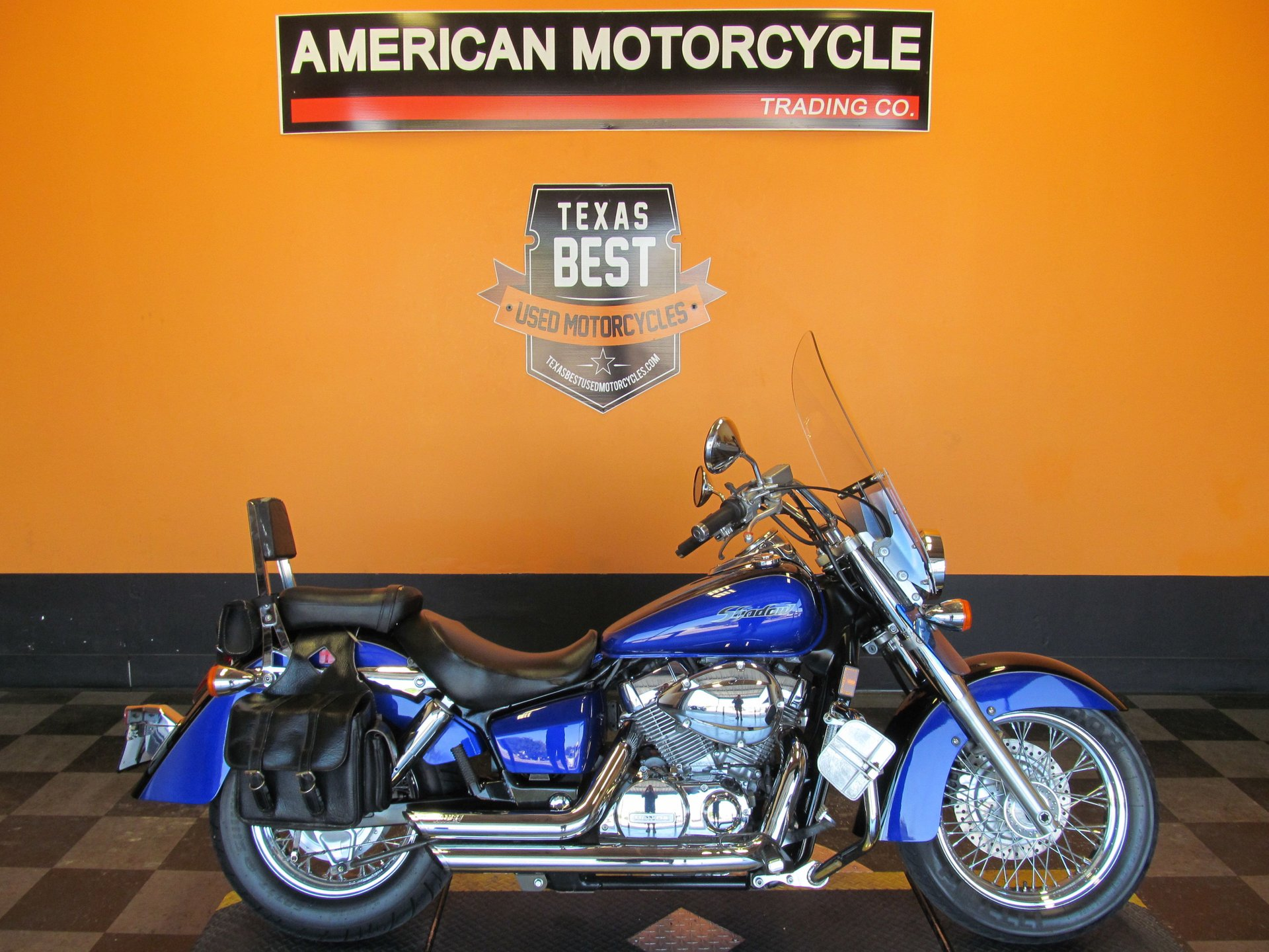 2005 honda shadow aero vt750c