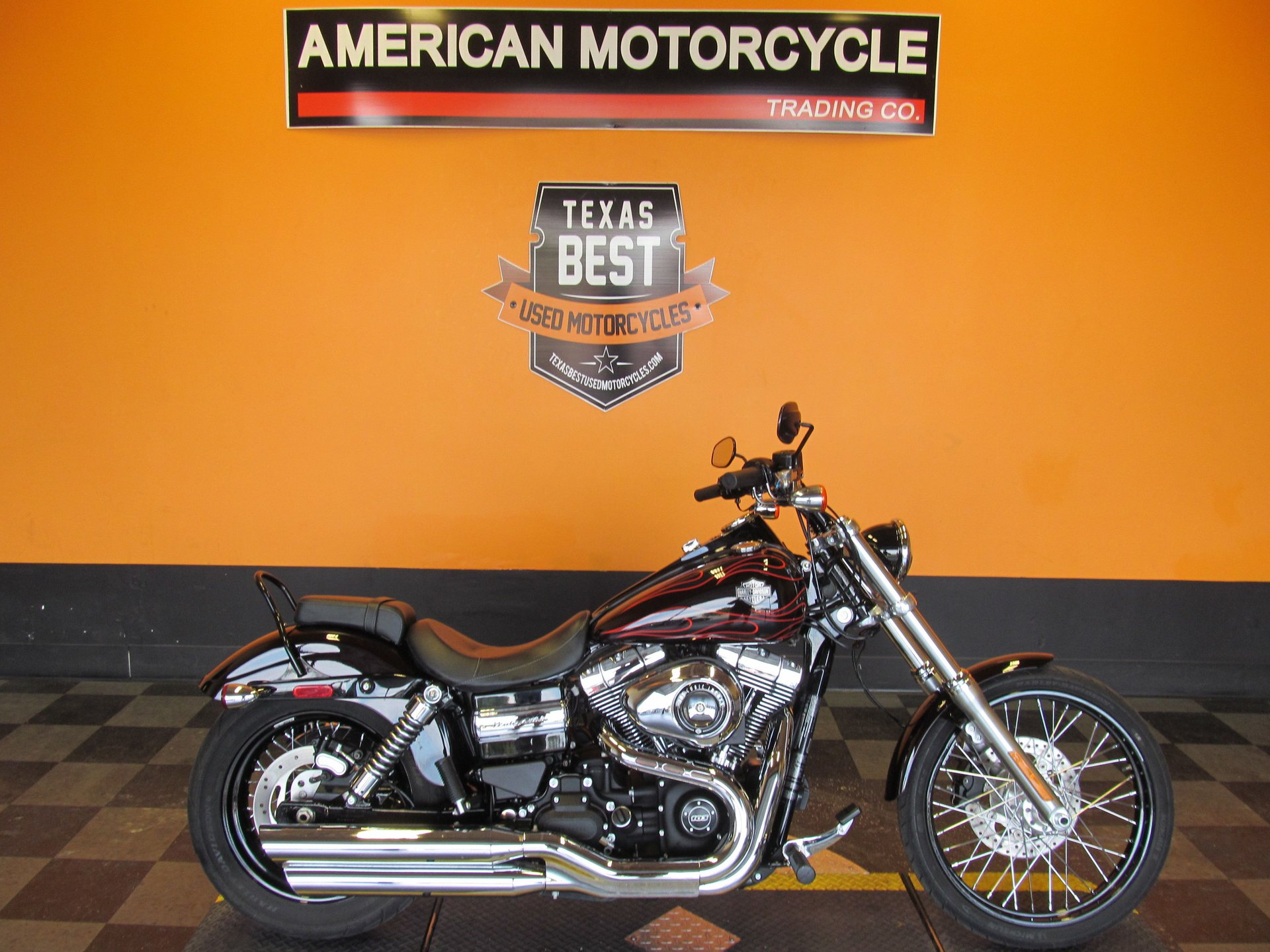 For Sale 2014 Harley-Davidson Dyna Wide Glide