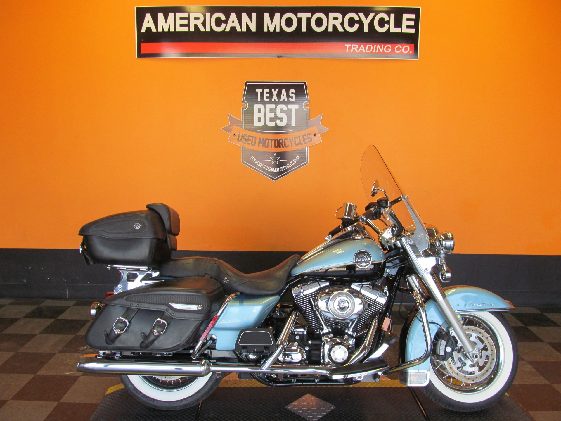 2008 harley davidson road king classic flhrc