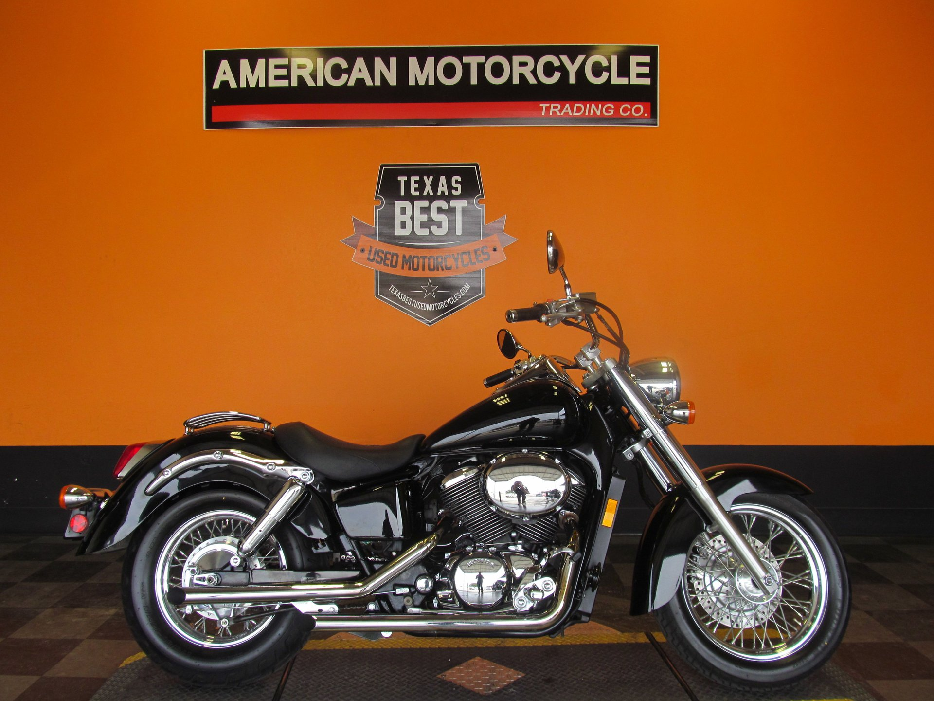2002 honda shadow ace deluxe vt750cda