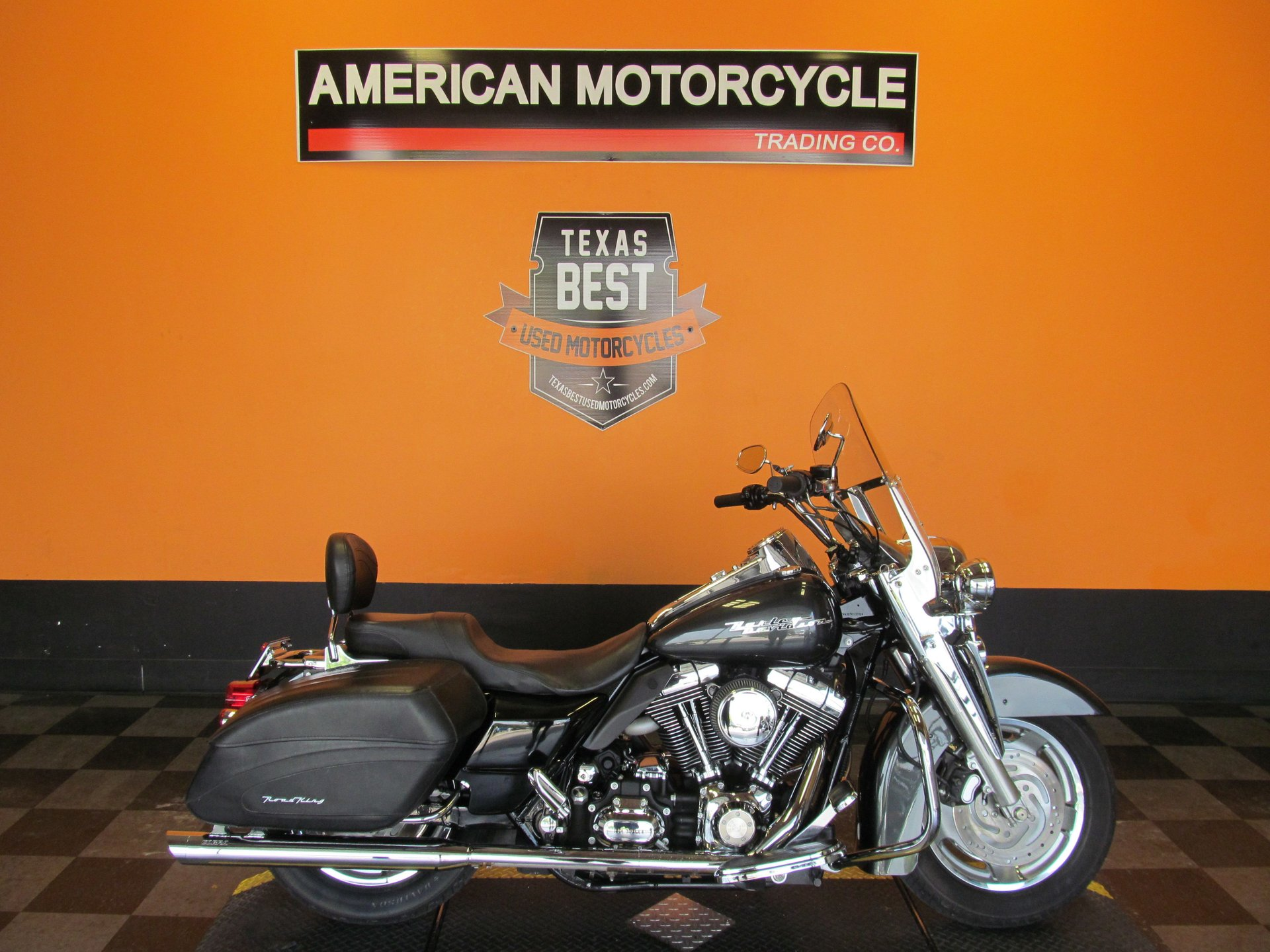 2007 harley davidson road king custom flhrs