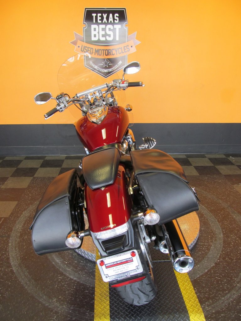 2008 Honda VTX1800