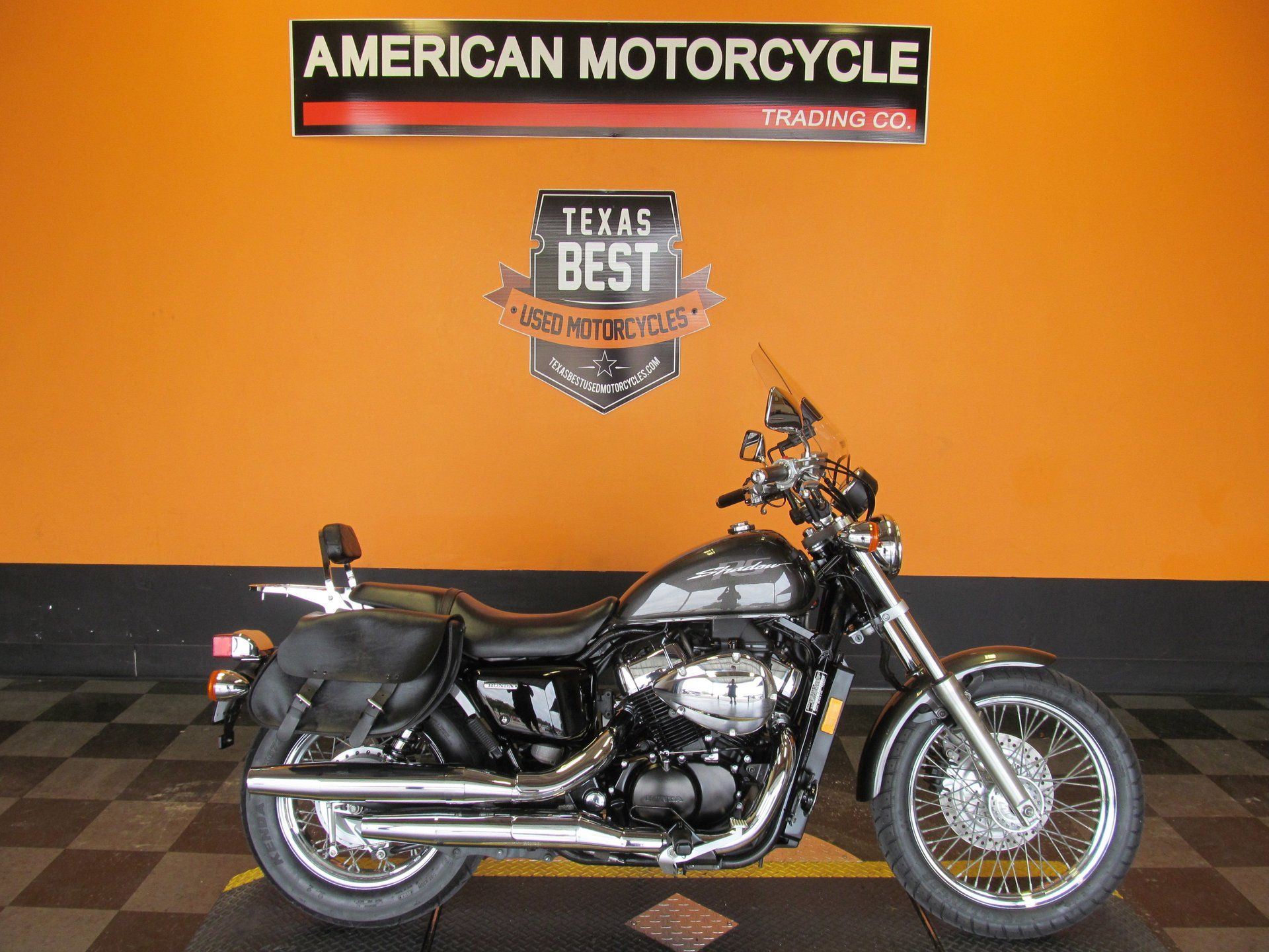 2010 honda shadow vt750rs