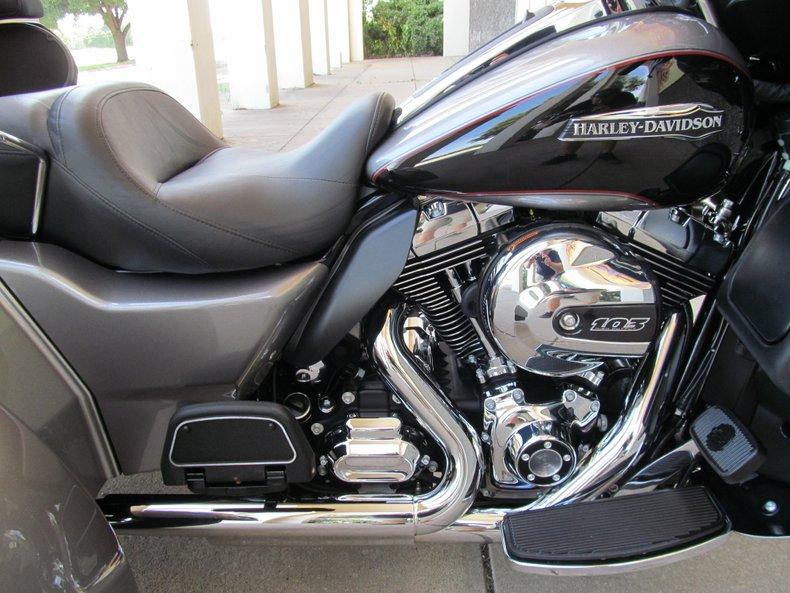 2016 Harley-Davidson Tri-Glide