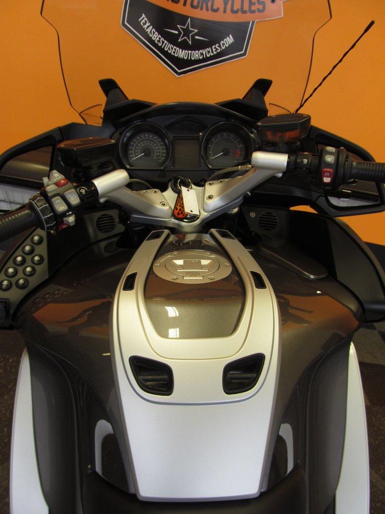 2012 BMW R1200RT
