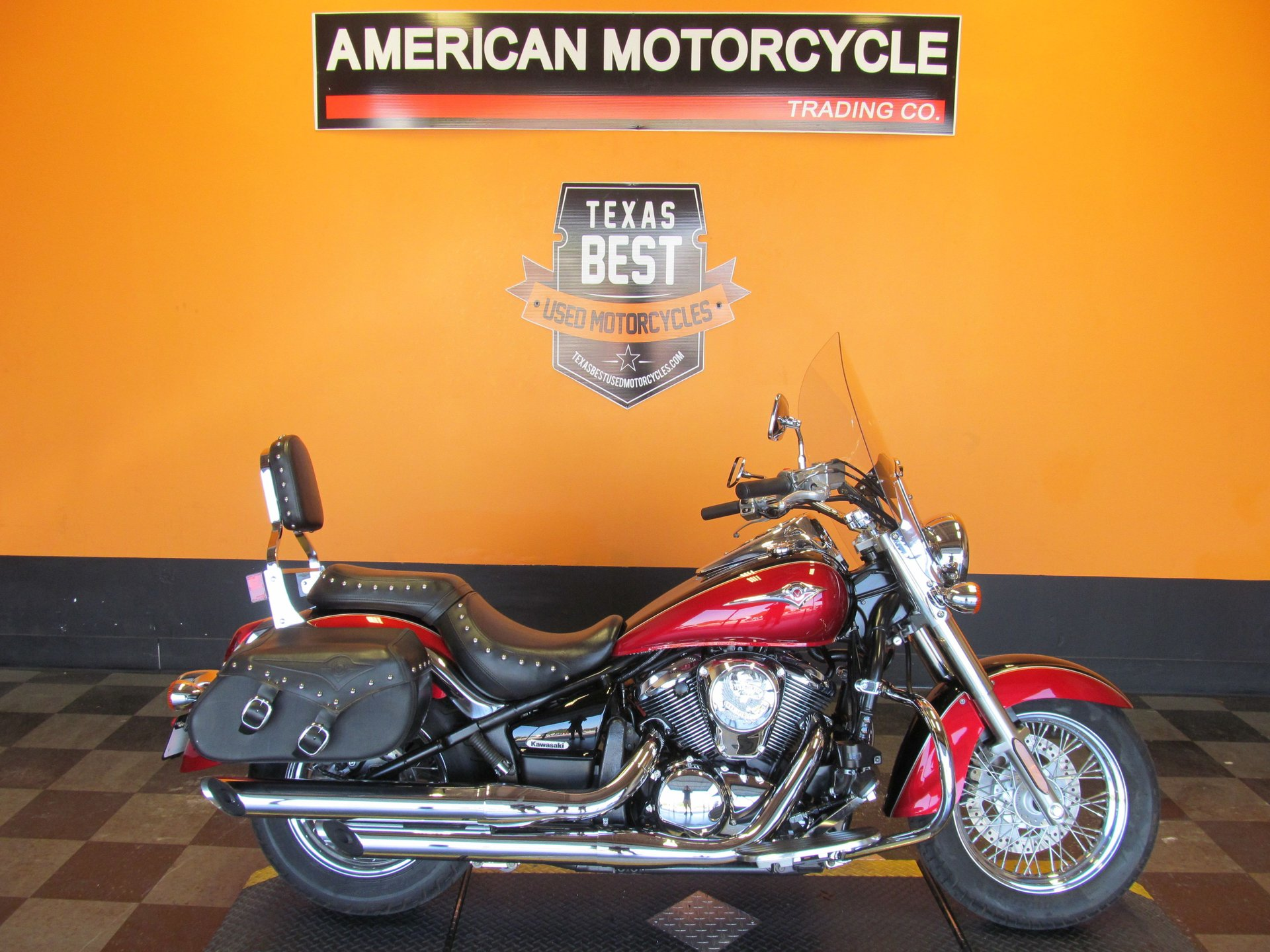 For Sale 2006 Kawasaki Vulcan