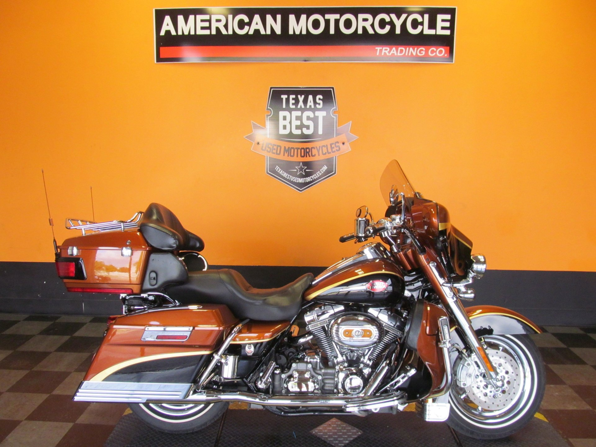 For Sale 2008 Harley-Davidson CVO Ultra Classic
