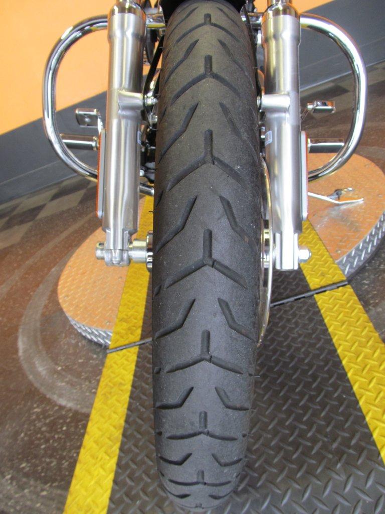 2010 Harley-Davidson Softail Custom