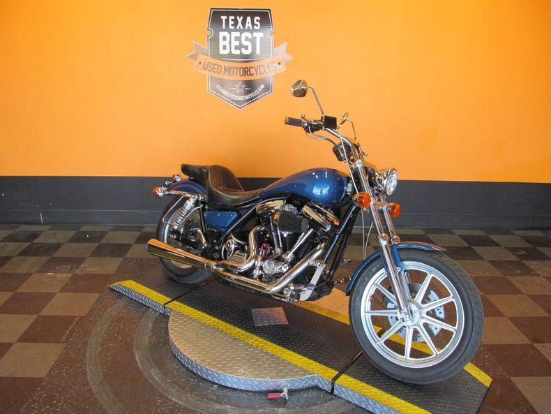 1987 Harley-Davidson Dyna Super Glide