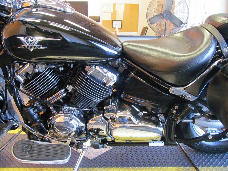 2007 Yamaha V-Star