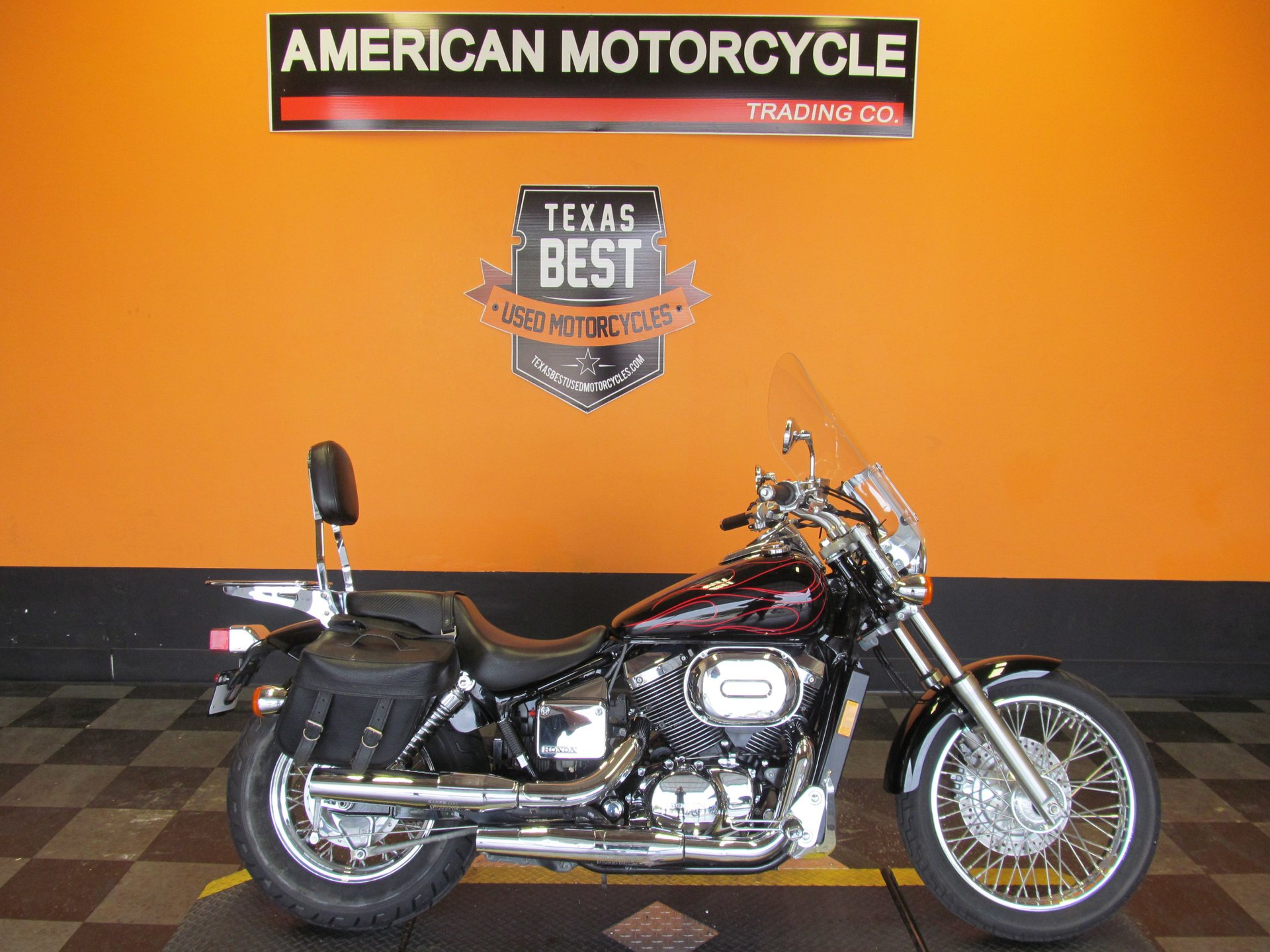 2007 honda shadow spirit vt750dcb