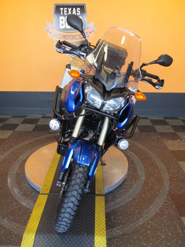 2012 Yamaha Super Tenere