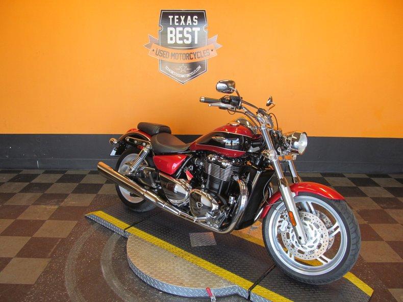 2012 Triumph Thunderbird