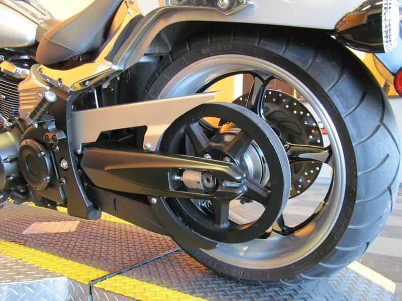 2009 Yamaha Raider