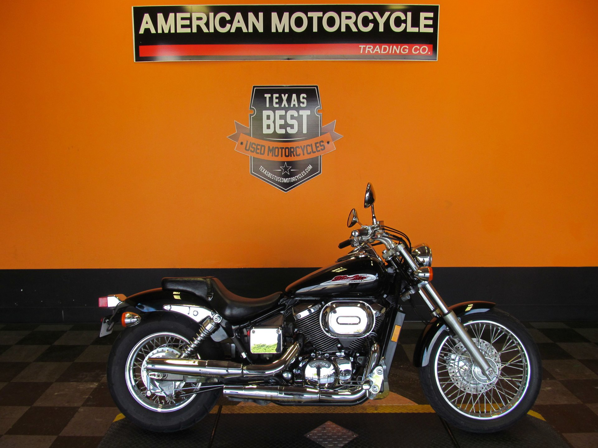 2001 honda shadow spirit vt750dc