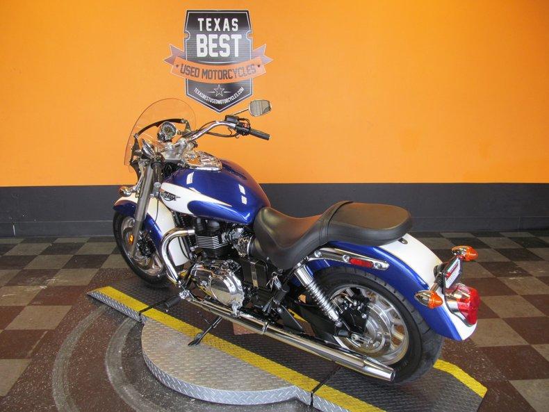 2013 Triumph America