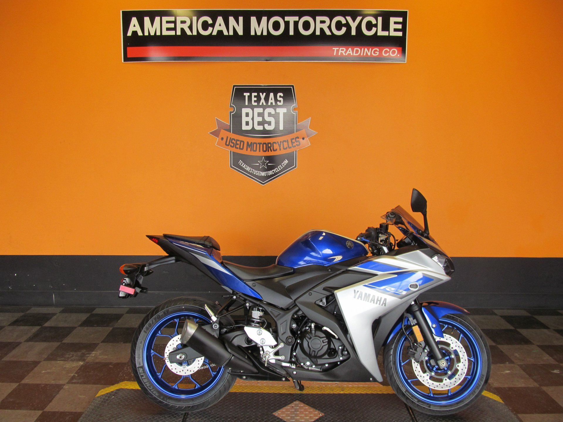 For Sale 2015 Yamaha YZF-R3