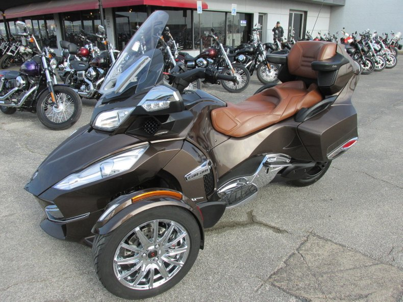 2013 Can Am Spyder