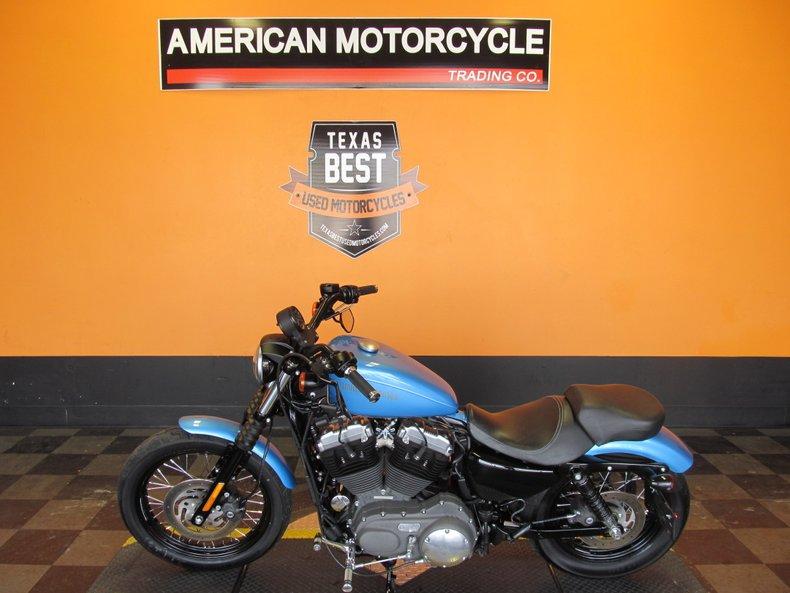 2011 Harley-Davidson Sportster 1200