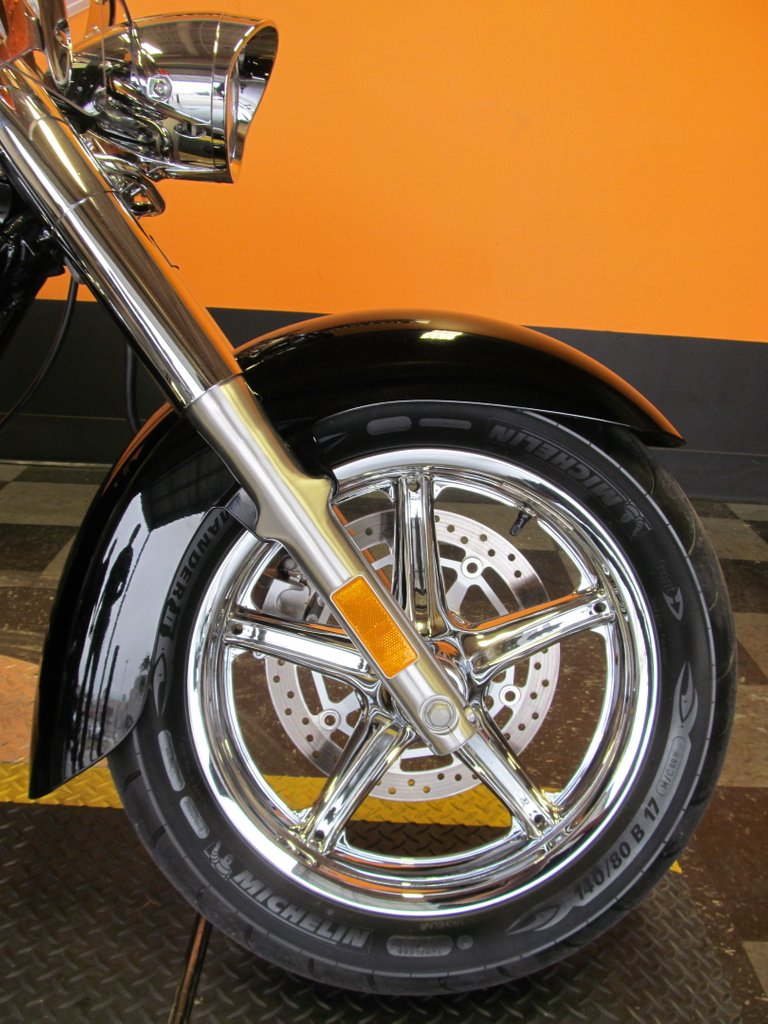 2012 Honda VT1300