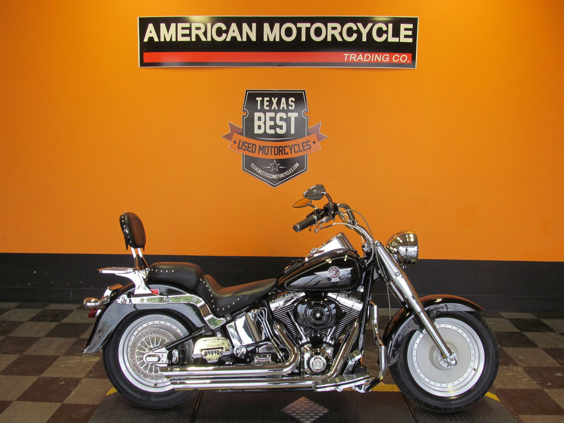2001 harley davidson softail fat boy flstfi