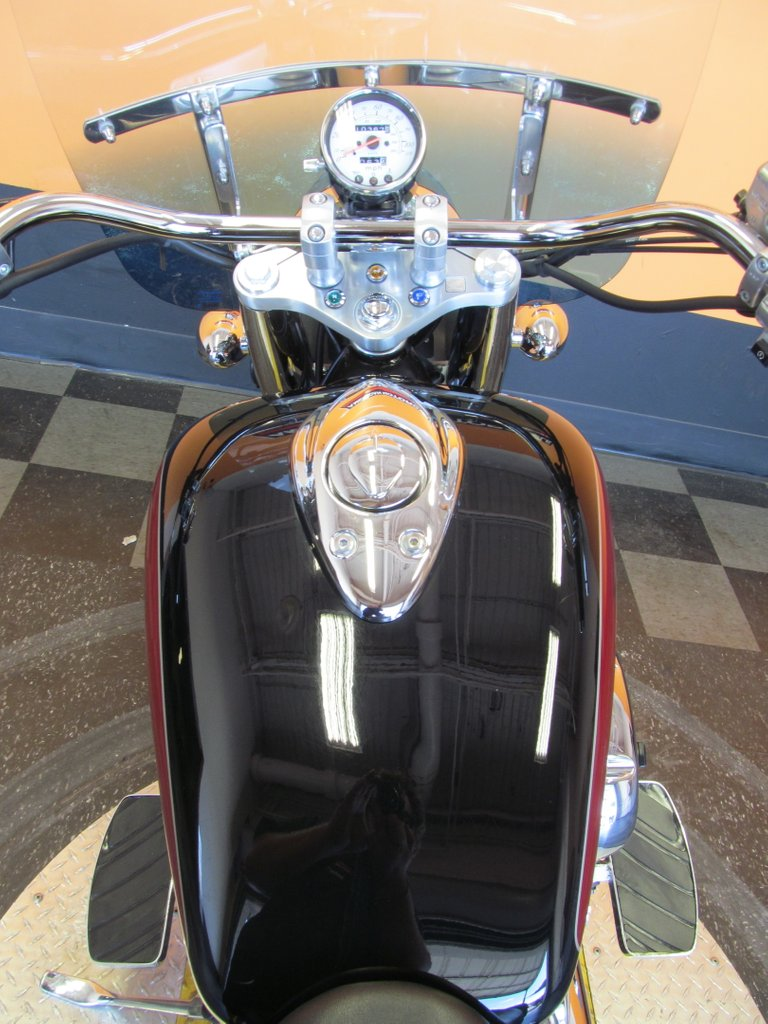 1999 Honda Shadow