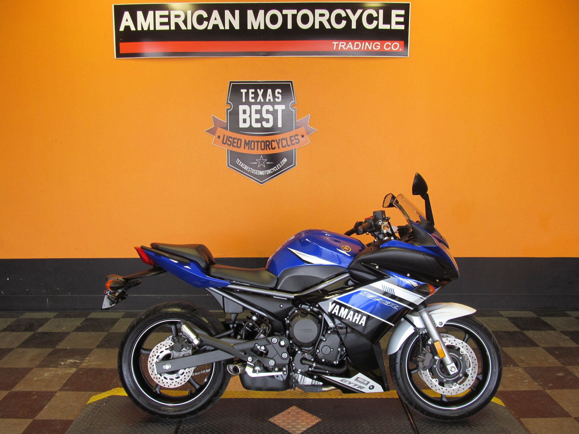For Sale 2013 Yamaha FZ6R