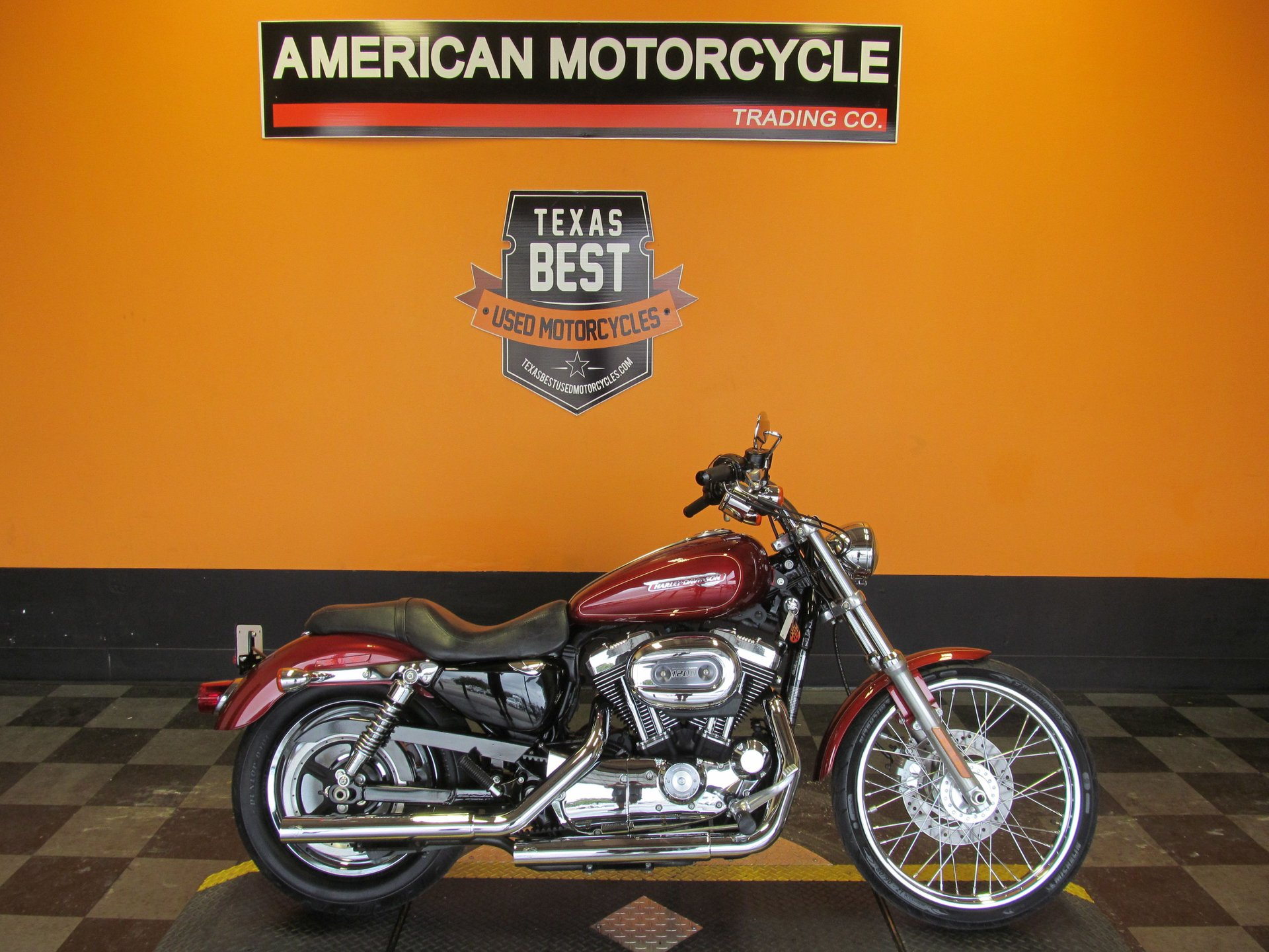For Sale 2009 Harley-Davidson Sportster 1200
