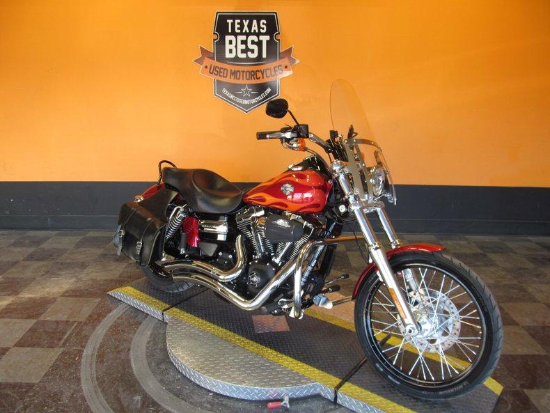 2013 Harley-Davidson Dyna Wide Glide