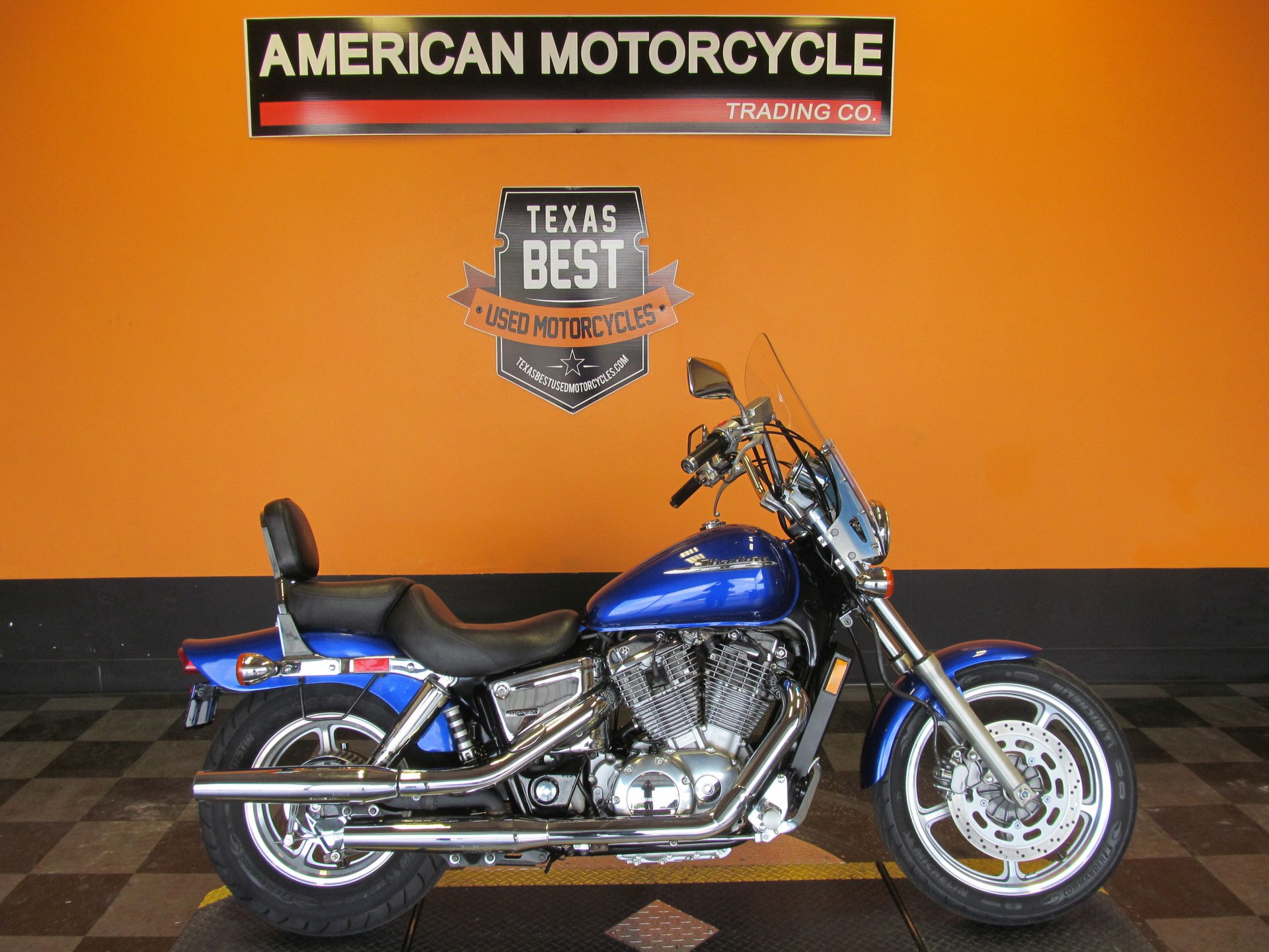 2006 honda shadow spirit vt1100c