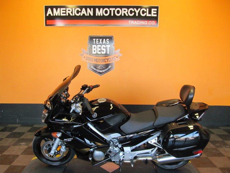 2009 Yamaha FJR1300