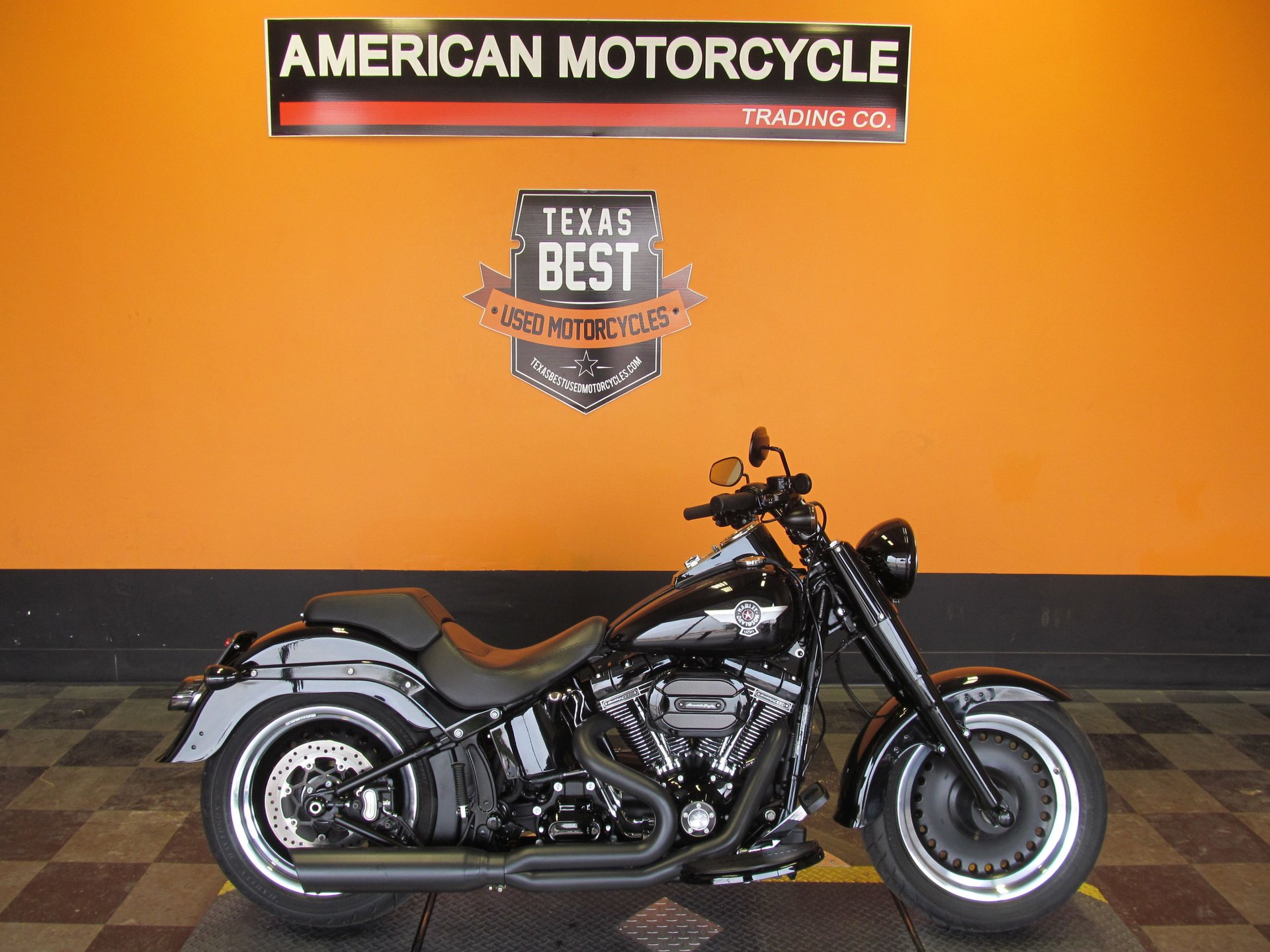 For Sale 2016 Harley-Davidson Softail Fat Boy