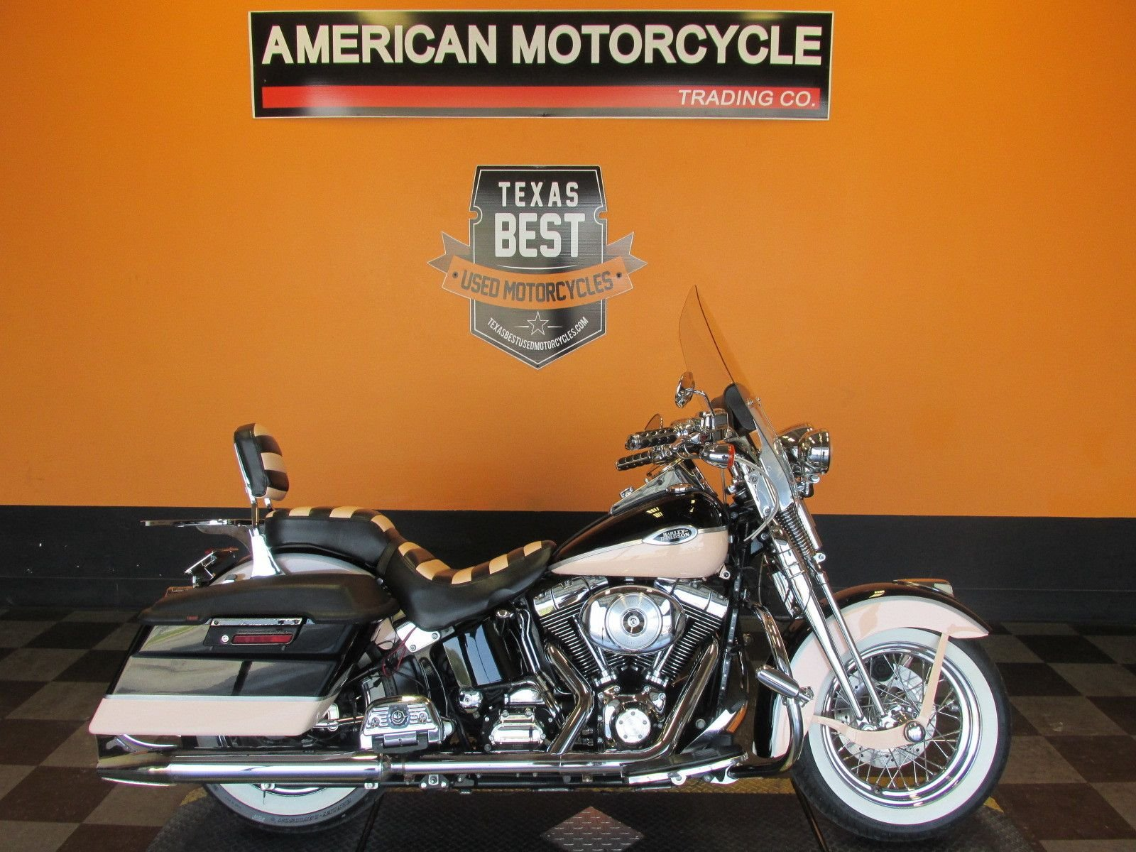 For Sale 2005 Harley-Davidson Softail Heritage Springer