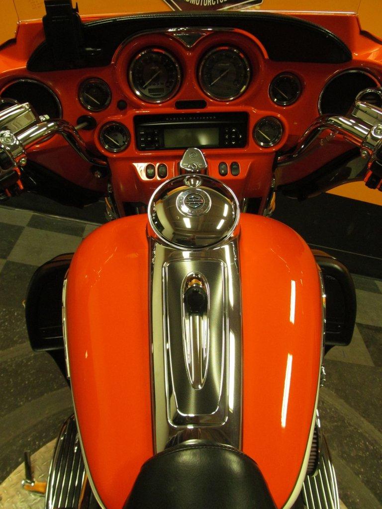 2012 Harley-Davidson CVO Ultra Classic