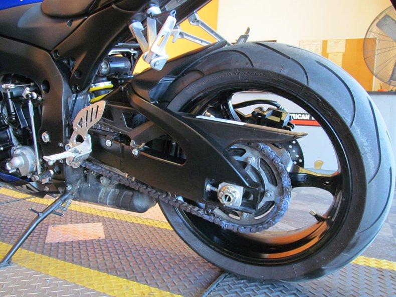 2007 Suzuki GSX-R600K