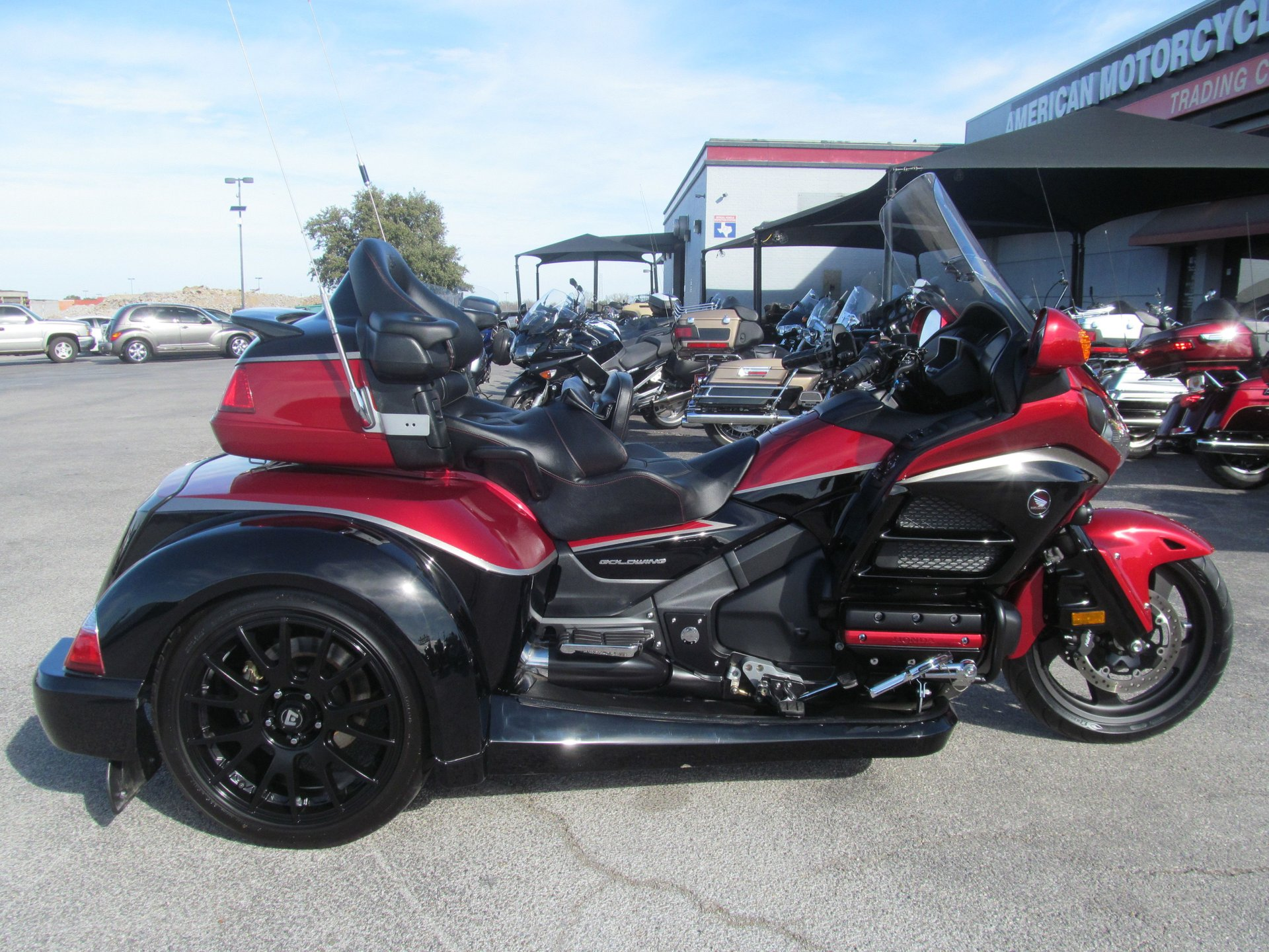 For Sale 2015 Honda Gold Wing Trike