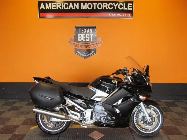 2008 Yamaha FJR1300