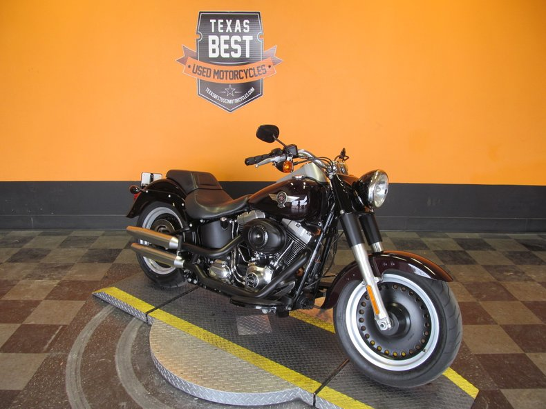 2014 Harley-Davidson Softail Fat Boy
