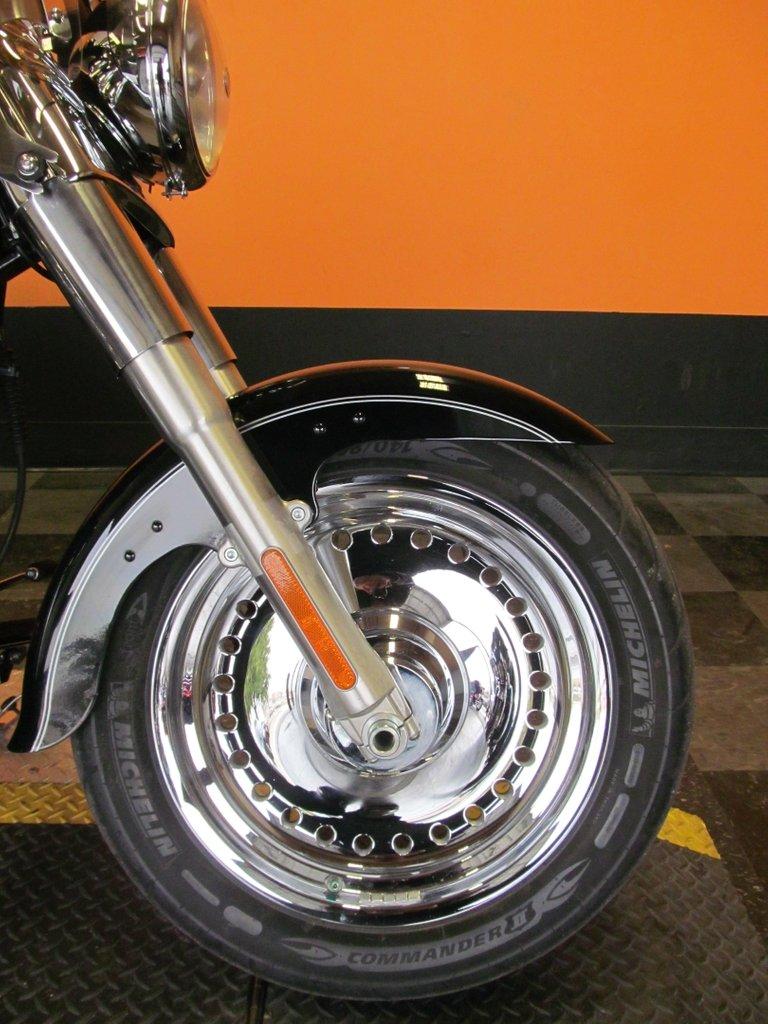 2012 Harley-Davidson Softail Fat Boy
