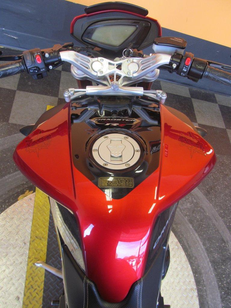 2016 MV Agusta BRUTALE DRAGSTER
