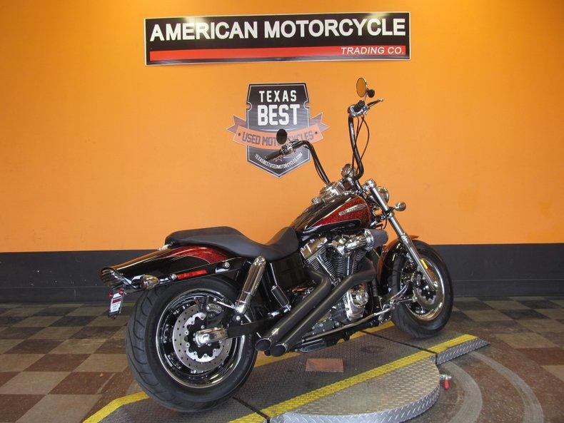 2009 Harley-Davidson CVO Dyna Fat Bob