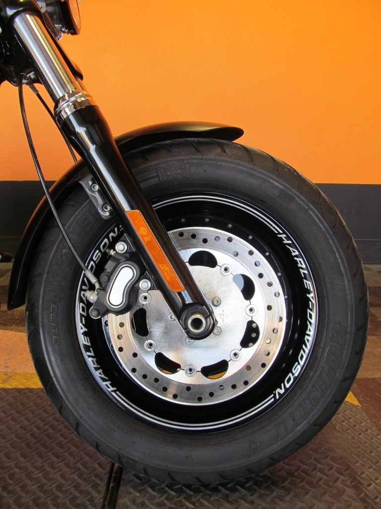 2014 Harley-Davidson Dyna Fat Bob