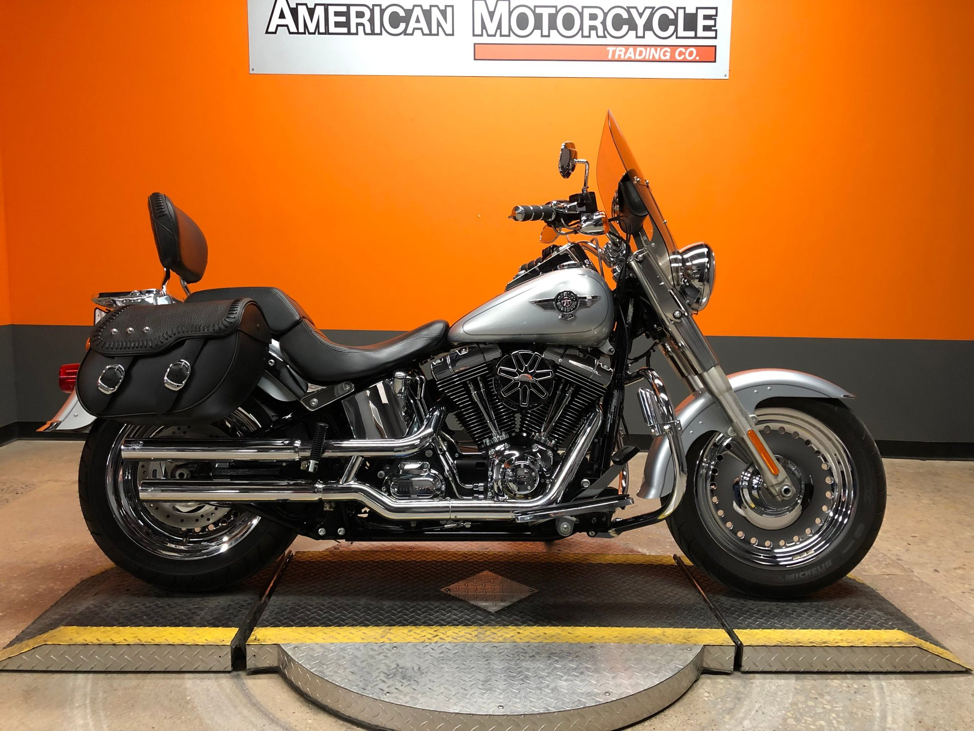 2014 harley davidson softail fat boy flstf
