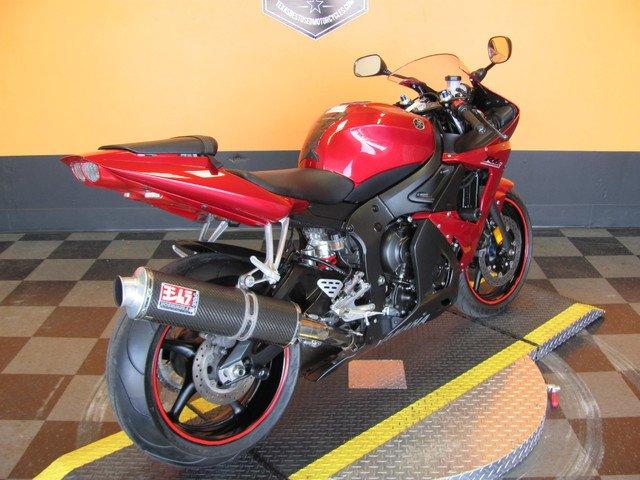 2007 Yamaha R6