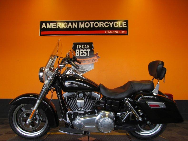 2016 Harley-Davidson Dyna Switchback