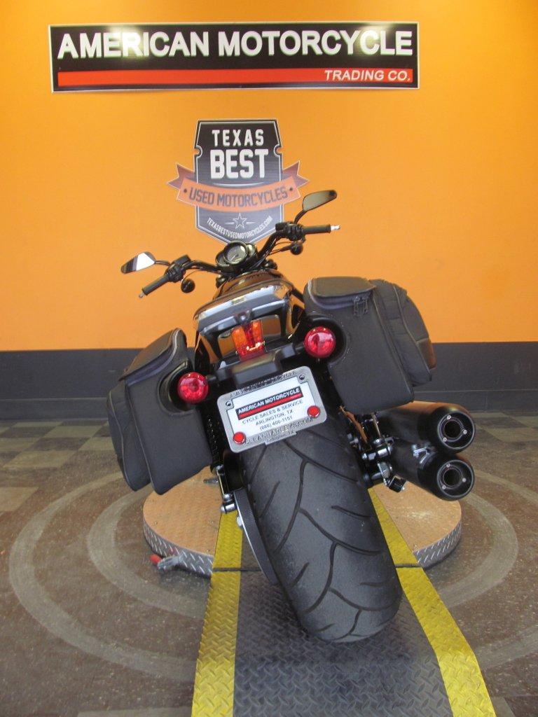 2013 Harley-Davidson V-Rod