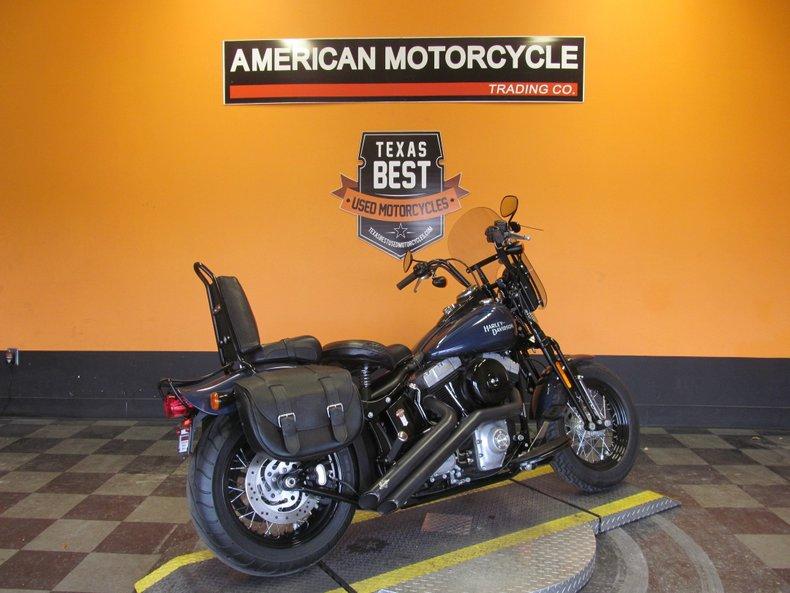 2008 Harley-Davidson Softail Crossbones