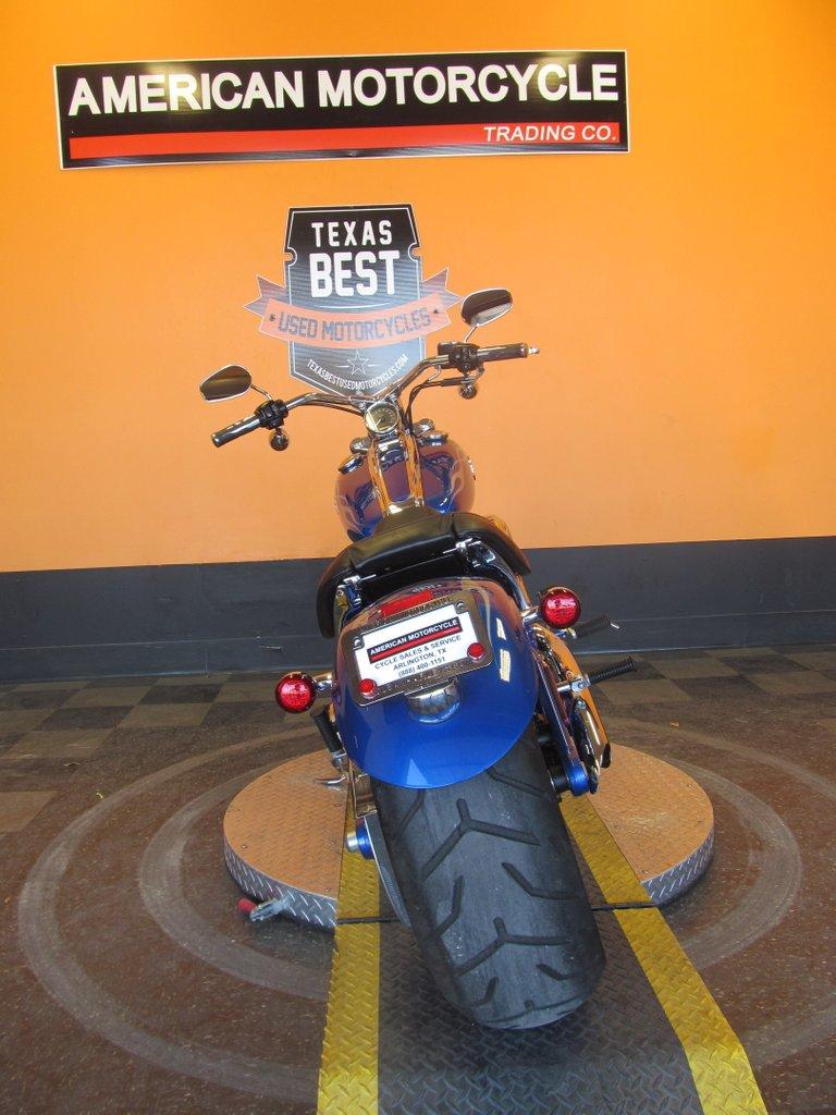 2010 Harley-Davidson Softail Rocker