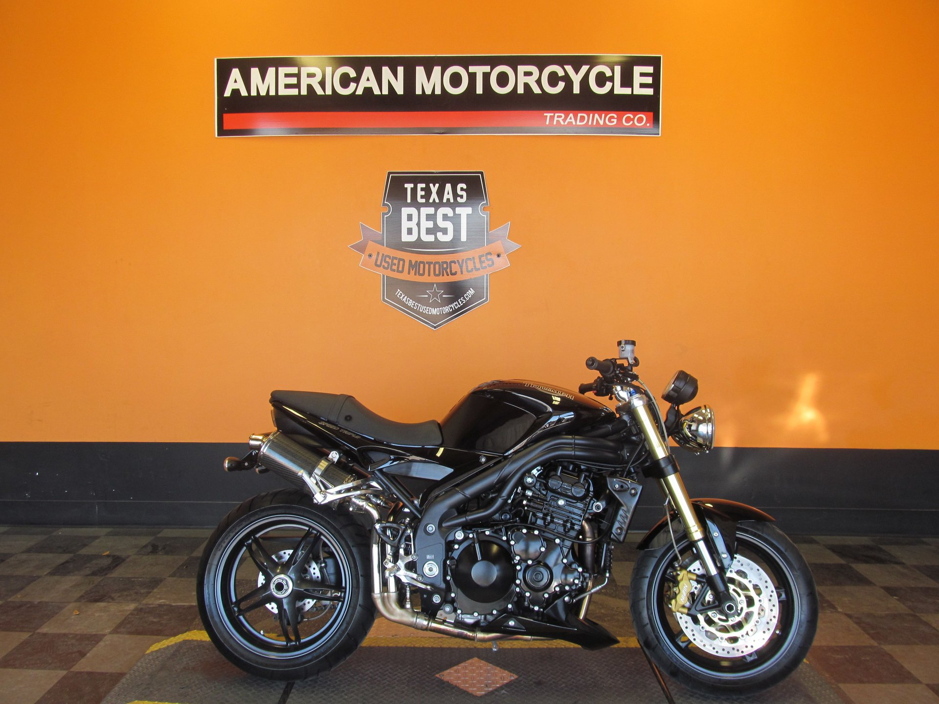 For Sale 2006 Triumph Speed Triple 1050