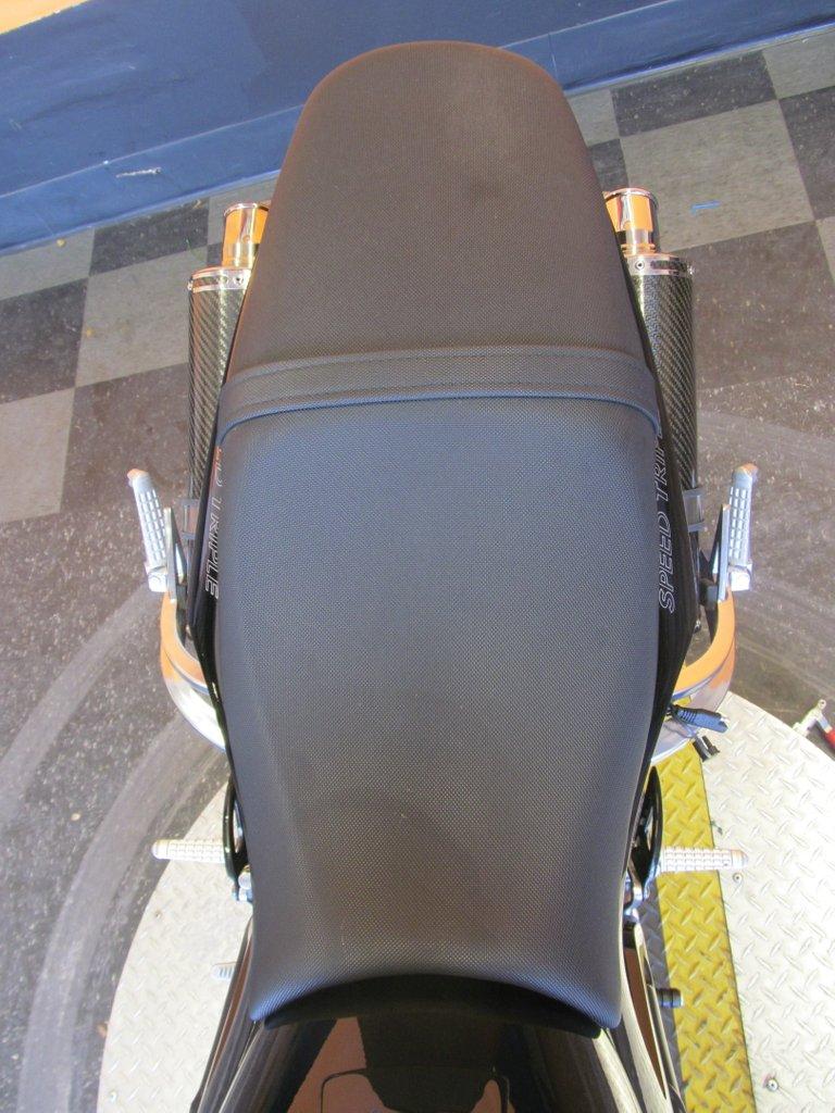 2006 Triumph Speed Triple 1050
